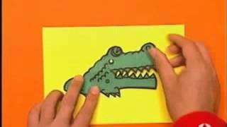 ART ATTACK tarjeta de felicitación