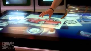ISE 2015: Zytronic Discusses Their Multitouch Projective Capacitive Touch Screens
