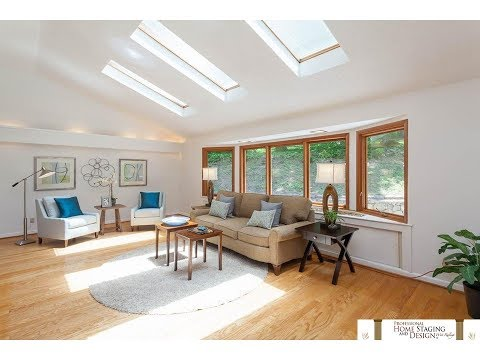 Staging Engagement (Mid-Century Modern): 1909 S Lakeshore Drive, Chapel Hill, NC 27514