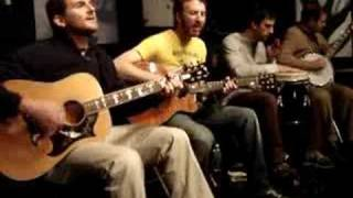 Guster - Demons (acoustic) live in Providence, RI