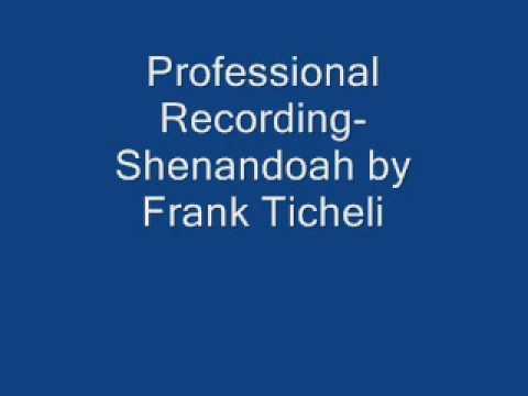 Professional Recording- Shenandoah by Frank Ticheli