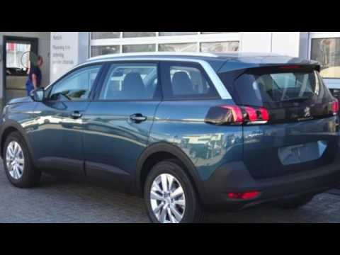 peugeot 5008 suv active puretech 130 youtube. Black Bedroom Furniture Sets. Home Design Ideas