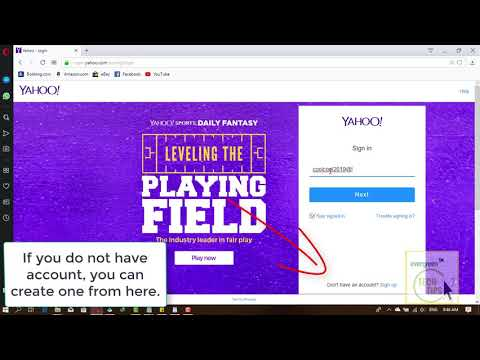 Yahoo Mail Login: Yahoo.com Sign In | Yahoo Login 2019 | Www.yahoo.com
