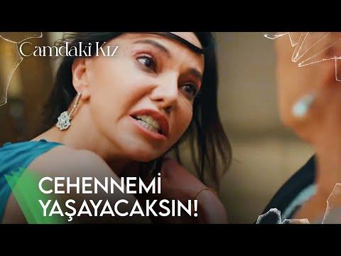 Feride, Cana ve Sedat'ı Bastı! | Camdaki Kız 9. Bölüm (Sezon Finali)