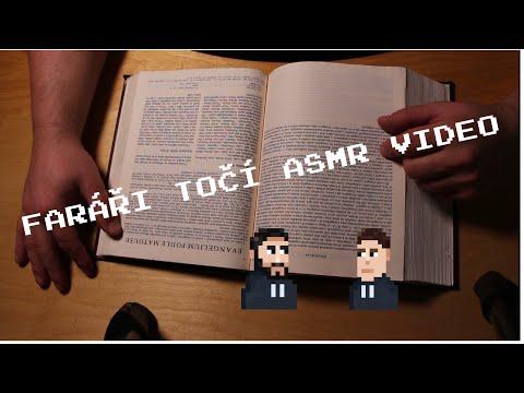 Faráři točí ASMR video