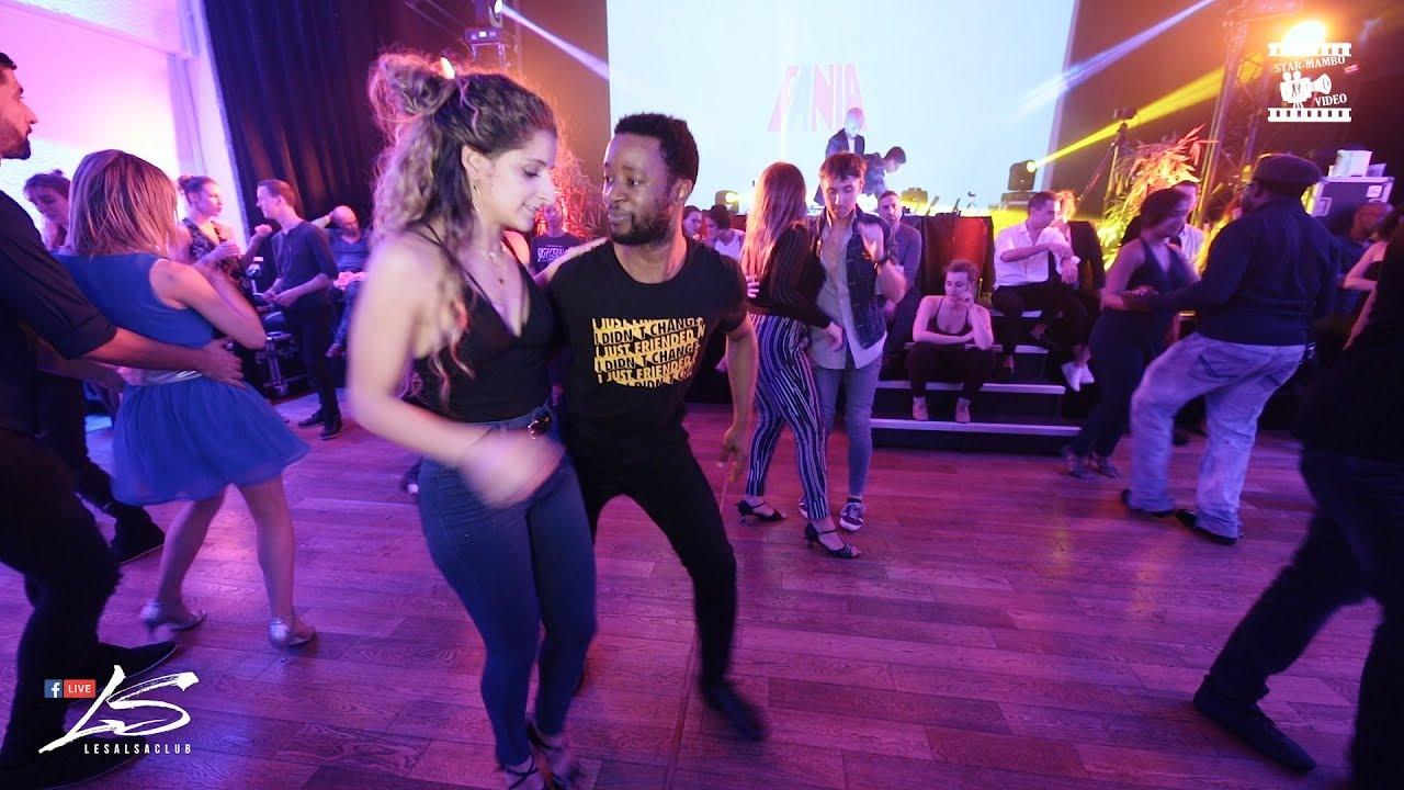 Anais & Lionel @ Lesalsaclub