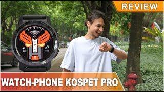 Kospet Optimus Pro| Latest Android Smartwatch|Buy at Banggood