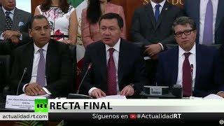 El Senado de México acuerda crear la Guardia Nacional