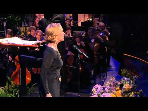Rebecca Luker sings All I Ask of You with the Mormon Tabernacle Choir