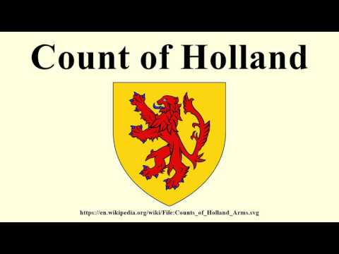 Count of Holland