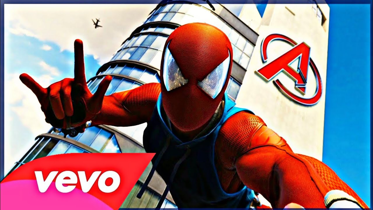 VEGETTA777 - Spiderman (Closer)