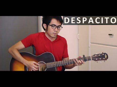 Despacito - Luis Fonsi| Daddy Yankee| Justin Bieber (fingerstyle guitar cover)