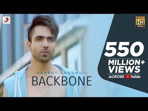 Hardy Sandhu - Backbone | Jaani | B Praak |...