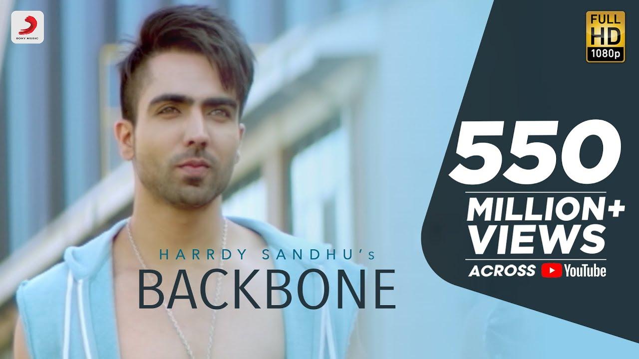 Harrdy Sandhu - Backbone | Jaani | B Praak | Zenith Sidhu | Latest Romantic Song 2017 #1