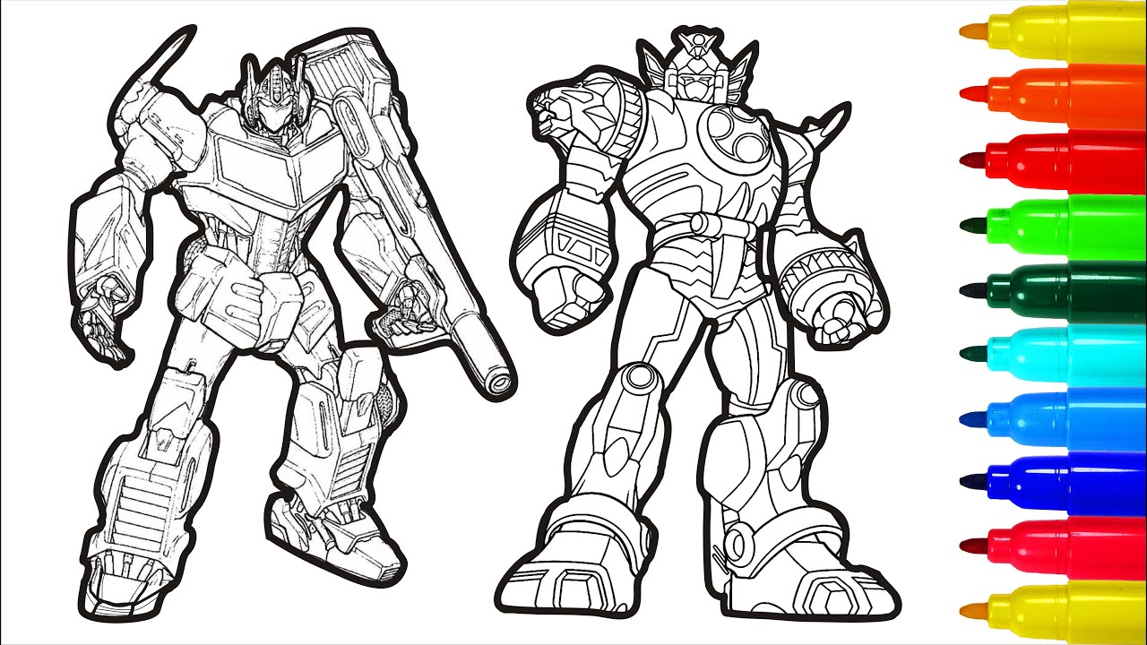 Lego Transformers Coloring Page - Free Coloring Pages Online | 720x1280