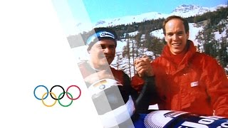 Bobsleigh - Part 7 - The Lillehammer 1994 Olympic Film | Olympic History