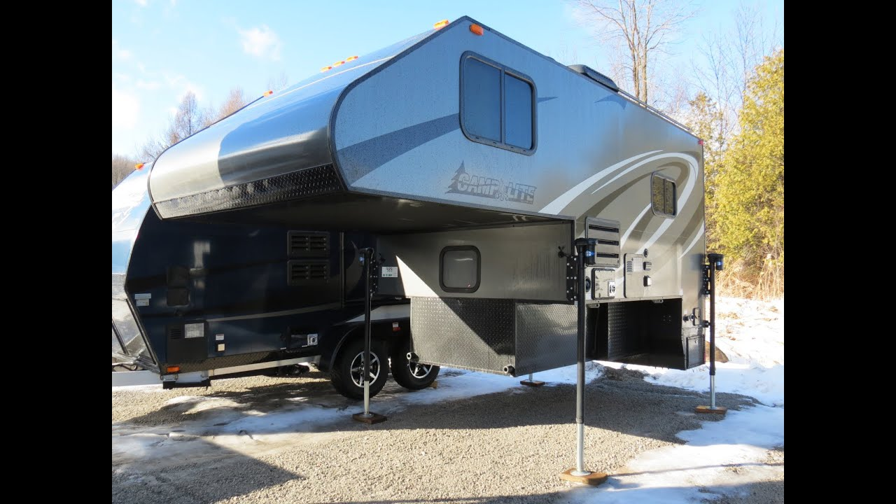 2016 Camplite 9 2 Truck Camper By Livin Lite Rv For Sale