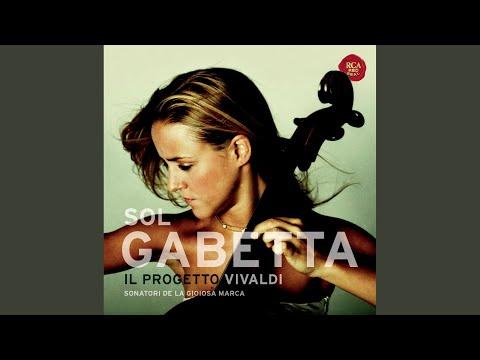 Cello Concerto in B-Flat Minor, RV 424: III. Allegro