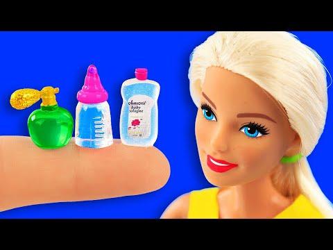 10 DIY Barbie