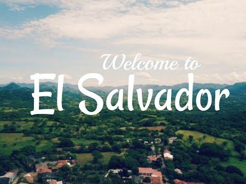El Salvador: Travel Vlog No.1 | El Mejor Sueno