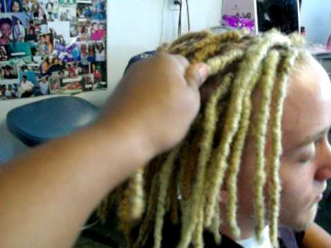 Loc Extensions For White People Dreadlocks 323 937 8825 Youtube