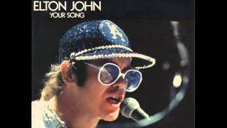 Your Song - Elton John HQ