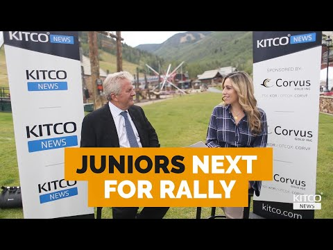 Junior Miners Are Next In Line For Gold Price Explosion