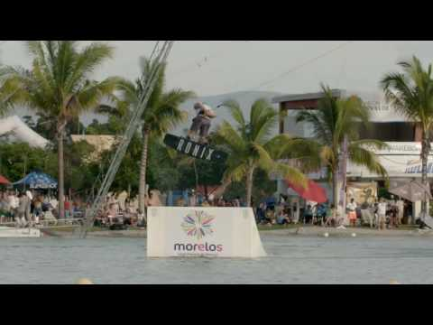 Best of IWWF Cable Wakeboard Worlds Mexico 2016