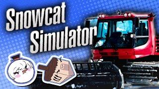 Snowcat Simulator - Steam Train