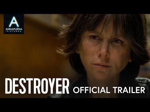 Destroyer trailer