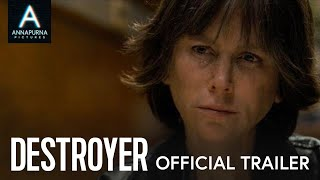 Destroyer (2018) - Official Trailer - Nicole Kidman, Sebastian Stan, Toby Kebbell