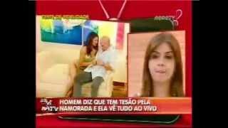TESTE DE FIDELIDADE, HOMEM FIEL NÃO CAI NO TESTE DE FIDELIDADE COM MARCIA IMPERATOR P2   YouTube