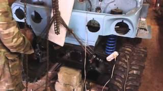 Ремонт и установка - Рулевая на автомобиль ЛуАЗ