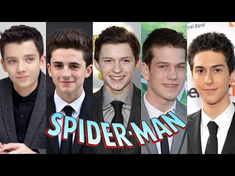 AMC Movie Talk - The New SPIDER-MAN One Of These Actors? SUICIDE SQUAD Casting