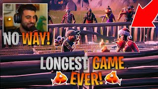 Fortnite | Txns vs Relief WHO CAN SURVIVE IN STORM LONGER?! (LONGEST GAME EVER)