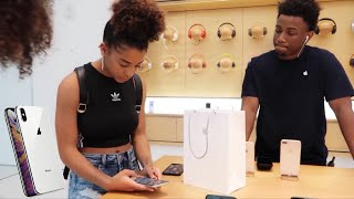 Vlog: Buying The New IPhone Xs Max!