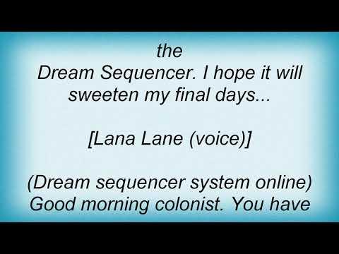 Ayreon - The Dream Sequencer Lyrics mp3