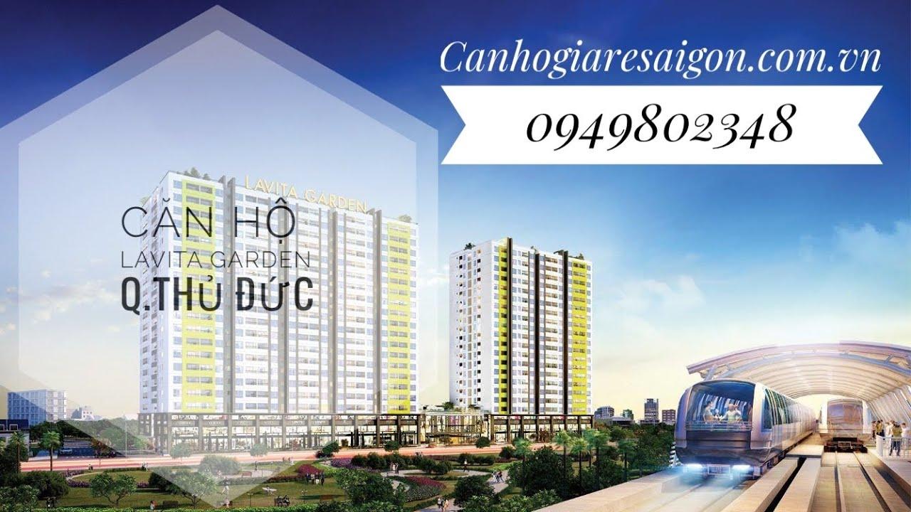 #3D Căn Hộ giá rẻ Lavita Garden, Quận Thủ Đức, TpHCM. (Canhogiaresaigon.com.vn) 0949802348