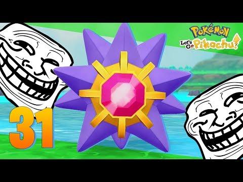 Pokémon Lets Go Ep.31 - ESTA ESTRELLITA ME TROLEA COMO NINGÚN OTRO POKÉMON Y LLORO