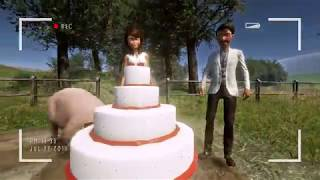 Wedding Designer / Video Game Trailer
