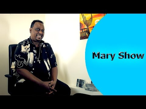 Ella TV - Kahsay Berhe - Short Interview - Mary Show - New Eritrean Music 2018 - London Concert