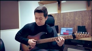 【2nd place】JTC Guitar Jam Of The Month 2020 Final / Ryoya Yamaguchi【Jam Track Central】