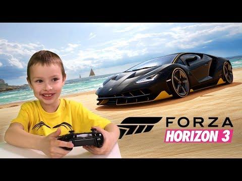 Forza Horizon 3 - Startujemy! #1 (Xbox One)
