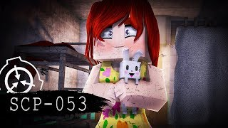 """YOUNG GIRL"" SCP-053 