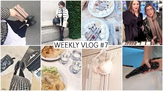 Daily Vlogs Week 7: Making Chocolate, Dancing Breasts & All The Food | Becca Rose