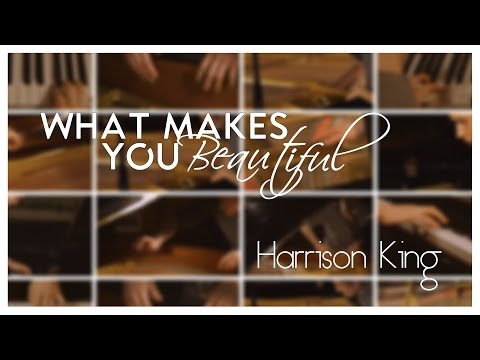 What Makes You Beautiful - The Piano Guys - Harrison King Cover