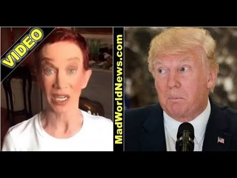 TRUMP HATING KATHY GRIFFIN POSTS UNHINGED VIDEO AS SHE GETS WORST NEWS OF HER CAREER!