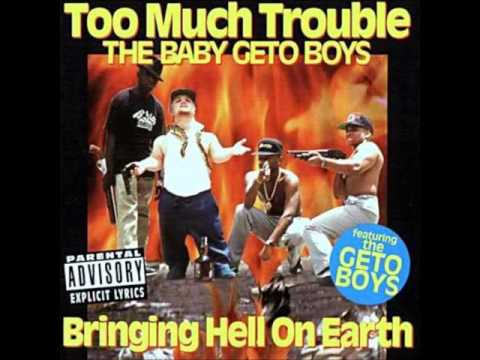 Too Much Trouble - Life Of The Gangsters