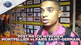 POST MATCH INTERVIEWS : MONTPELLIER vs PARIS SAINT-GERMAIN