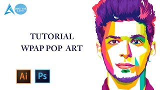 wpap art Tutorial in abobe Illustrator
